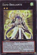 Elfo Brillante - Shining Elf YU-GI-OH! YS13-ITV10 Ita COMMON 1 Ed.