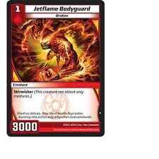 Kaijudo X3 JETFLAME BODYGUARD Common #41/55 4EVO (Playset) EVO FURY Duel Masters