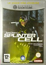 GAMECUBE jeu video SPLINTER CELL Tom Clancy's compatible console Nintendo Wii gc