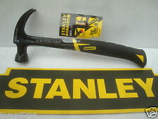 STANLEY FATMAX ANTIVIBE 20oz CURVED CLAW HAMMER 1 51 277