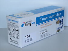 1PK  Compatible Black Laser Toner for Canon 104 fits L90 100 MF4100 4270