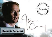 Smallville Season 2 Autograph A13 Jason Connery