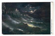 Cliff Scenery - Dover Tuck Art Postcard 1905