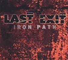 LAST EXIT - IRON PATH (SPLATTER VINYL) NEW VINYL RECORD