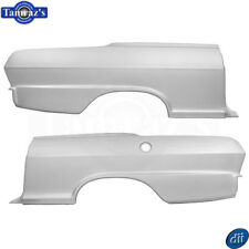 1962-1965 Chevy II Nova Rear Full Quarter Panel WELD THROUGH PRIMER Dynacorn PR