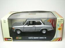 BMW 2002 spéciale (argent) 1972
