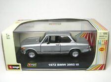 BMW 2002 tii (silber) 1972