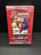 2013 Bowman Hobby Factory Sealed Baseball Box - 1 AUTO/Box RC's