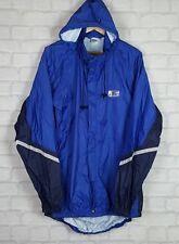 VINTAGE anni'90 Retrò Impermeabile Cappotto anni'90 Mantella Festival Luminoso Grassetto XL