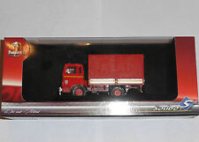 CAMION RENAULT BACHE SOLIDO POMPIERS II 31016 1/60 FIRE ENGINE BOMBEIRO