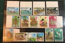 Gilbert & Ellice Islands 1971 Definitive Issue SG173/187 - MNH