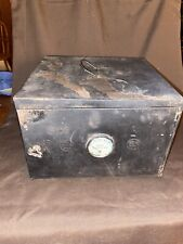 Antique Empire Oven Stove Top Style Portable Tin