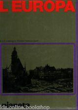 L'Europa 2 Voll. (Il Pianeta geografia popoli consumi). CEI Compagnia Edizioni I