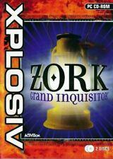 Zork-Gran Inquisidor PC CD-ROM-Clásico Juego De Aventura (nuevo)