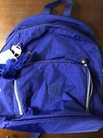 KIPLING Ridge BP3989 Blueberry Pie Backpack Bookbag NWT $119