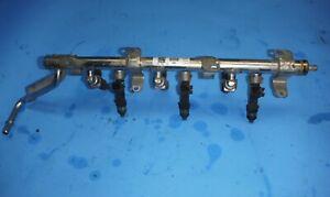 3.0 Ford Duratec engine fuel rail 6E5E-9F792-BB w/ injectors 6E5E-A5B