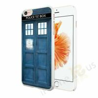 Police Box Tardis Phone Case Cover For All Top Mobile Phone iPhone Samsung 016