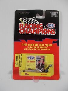 Racing Champions 1/144 1997 NHRA Top Fuel Dragster John Shoemaker