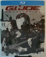 G.I. Joe: Retaliation Blu-ray Best Buy Exclusive Steelbook Willis Johnson Tatum