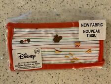 BRAND NEW DISNEY PARK ADULT LARGE PARK SNACKS AND FOOD FACE MASK—RARE