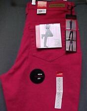 NWT Gloria Vanderbilt Jeans Stretch Classic Fit Tapered Leg Stretch Size 12Short