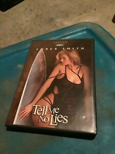 Tell Me No Lies (DVD 2001, Full Screen) With Insert Amber Smith Byron Bay - READ