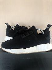 "Adidas NMD R1 PK ""Black/Gum"" - UK 7"