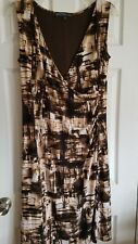 KASPER WOMAN SLEEVELESS DRESS STRETCHABLE SIZE 1X NWOT
