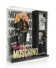 Moschino Couture Barbie Fierce Caucasian Blonde Js Mattel Lmt&Sold Out