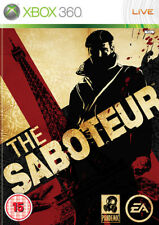 The Saboteur ~ Xbox 360 Game (dans good working condition)