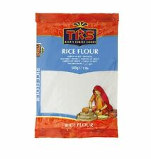 TRS Rice Flour Finely Milled Flour 500gm, Pack of 2 and Pack of 3