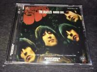 The Beatles Rubber Soul Spectral Stereo Mix CD 1 Disc Case Moonchild Music