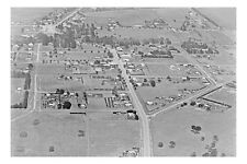 Victoria WINCHELSEA November 1936 1st aerial view modern digital Photo Postcard