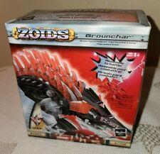 Hasbro Zoids 1/72 Action Figure Model Kit - Grounchar #051 Brand New