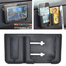 Car Phone adjustable bracket Multi-purpose Good Black Accessories Holder Card