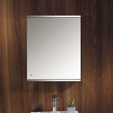 BN Stainless Steel Wall Mounted Bathroom Storage Cabinet Mirror Single Door