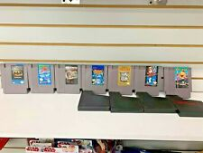 NES Lot of Games