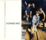 x-change rate / my favourite day of the year / woman on my mi (UK IMPORT) CD NEW