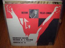 HEITOR VILLA LOBOS magnificat aleluia ( world music ) brazil