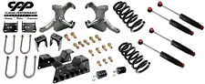 """73-87 CHEVY C10 GMC TRUCK 4.5"""" FRONT AND 5"""" REAR DROP / FLIP CONVERSION KIT"""