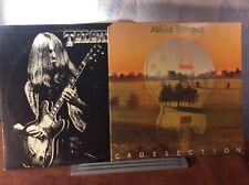 """Jukka Tolonen - """"Tolonen!"""" And """"Crossection"""" ~ Janus Records Vinyl LPs"""