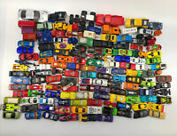 Huge Lot Of 137 Random toy cars Hot Wheels Matchbox Maisto Mostly 90's To Modern