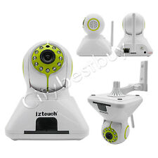 IP Cam web camera HD H.264 Wifi Wireless Audio Pan Tilt Security for smart Phone