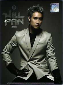 WILL PAN 潘瑋柏 808 2011 MALAYSIA Deluxe Repack Edition CD+DVD + SLIPCASE RARE NEW