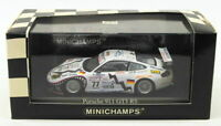 Minichamps 1/43 Scale Model Car 400 016977 - Porsche 911 GTR3 Le Mans 24Hr 2001