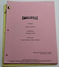 Smallville * 2004 Original TV Script * Season 3, Episode 21 * Superman show