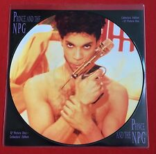 "PRINCE & The NPG -Money Don't Matter 2 Night- UK 12"" Picture Disc (Vinyl/Record)"