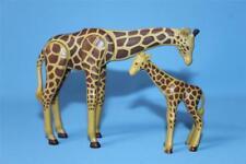 Playmobil Adulto y Bebé Jirafa Grande-Para Safari Zoo Animal Salvaje