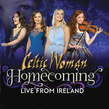 Celtic Woman - Homecoming - Live From Ireland (CD)(STD) Now Available
