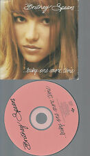 CD-BRITNEY SPEARS BABY ONE MORE TIME PROMO